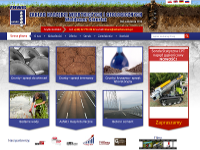 Department and Geological Drilling Tools - wykonane przez VisualTeam.pl
